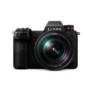 Panasonic Lumix S1R Mirrorless Camera and Lumix S Pro 24-105mm f/4 Macro OIS Lens