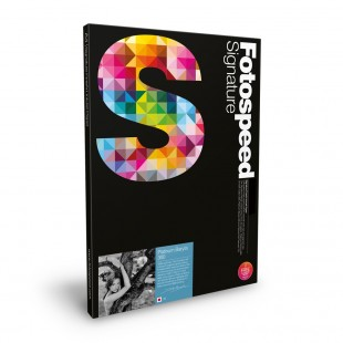 Fotospeed Platinum Baryta 300gsm A3+ 25 Sheets