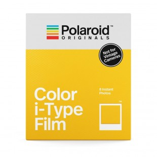 Polaroid i-Type Colour Film
