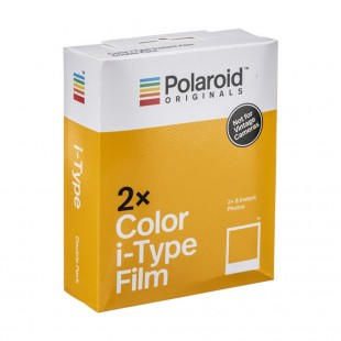 Polaroid Originals Colour i-Type Instant Film (Double Pack)