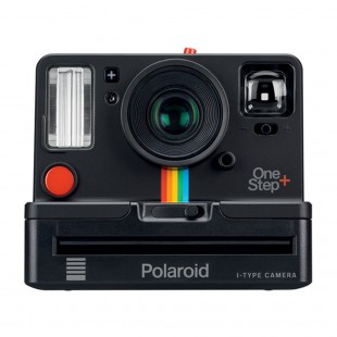 Polaroid Originals OneStep+ Instant Film Camera (Black)