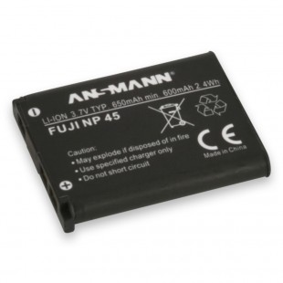 Ansmann A-Fuj NP-45 Battery for Fuji