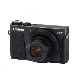 Canon Powershot G9 X Mark II Compact Digital Camera - Black