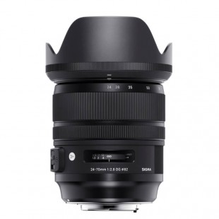 Sigma 24-70mm f/2.8 OS HSM Art Lens - for Canon EF Mount