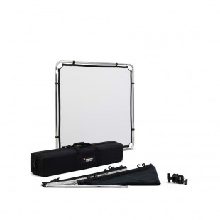 Manfrotto Pro Scrim All-In-One Kit - Small 1.1x1.1m