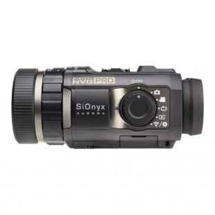 SiOnyx Aurora Pro Colour Action/IR Night Vision Camera with Accessories