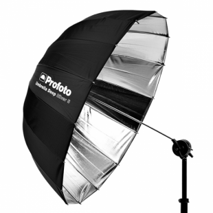 Profoto Deep Small Umbrella (85cm, Silver)