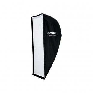 "Phottix Raja Mouse Quick-Folding Softbox  60x120cm (24""x47"")"