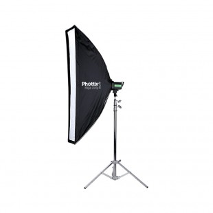 "Phottix Raja Quick-Folding Strip Softbox 30x140cm (12""x55"")"