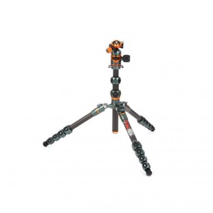 3 Legged Thing Legends Ray Tripod Kit and AirHed Vu - Grey