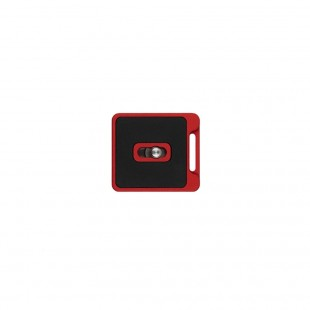ProMaster Tripod QR Plate for XC-M Tripods & Heads - Red