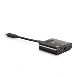 Rode SC6-L Smartphone Audio Interface (3.5mm TRRS to Lightning adapter)
