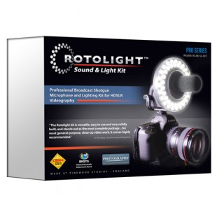 Rotolight Sound & Light Kit for DSLR