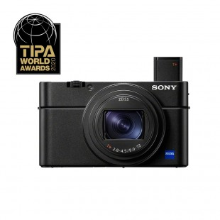 Sony Cybershot RX100 VII Compact Digital Camera