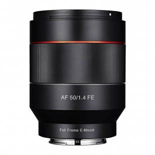 Samyang AF 50mm f/1.4 FE Lens - for Sony E-Mount