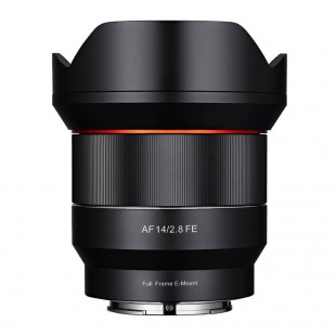 Samyang AF 14mm f/2.8 FE Lens - for Sony FE Mount