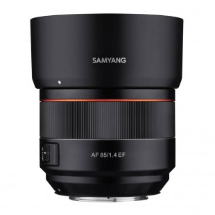 Samyang AF 85mm f/1.4 Lens - for Canon EF Mount