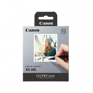 Canon Selphy Square Media Pack - XS-20L
