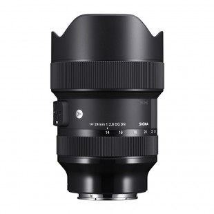 SIGMA 14-24mm F2.8 DG DN lens for Sony FE mount