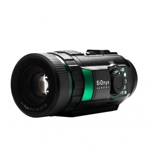 SiOnyx Aurora Colour Action/IR Night Vision Camera with Accessories