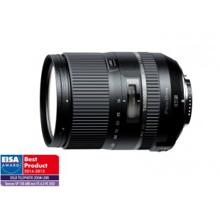 Tamron AF 16-300mm f/3.5-6.3 Di II VC PZD Macro Lens - for Canon EF Mount