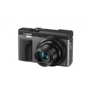 Panasonic Lumix DC-TZ90 Digital Compact Camera - Silver