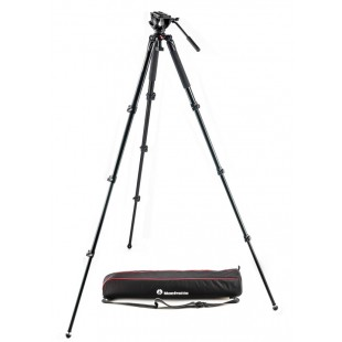 Manfrotto MVK500AQ Alu Single Leg Video System