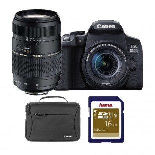 Canon EOS 850D Twin Value Kit