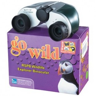 RSPB 6x17 Children's Wildlife Explorer Binocular Boxed