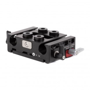 Manfrotto Camera Cage 15mm Baseplate with Dovetail