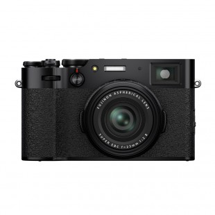 Fujifilm X100V Compact Digital Camera - Black