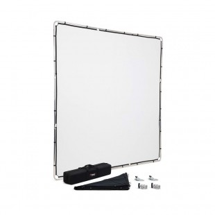 Manfrotto Pro Scrim All-In-One Kit - XL 2.9x2.9m