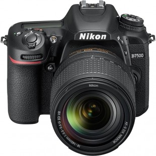 Nikon D7500 Digital SLR Camera Body & AF-S DX 18-140mm f/3.5-5.6G ED VR Lens