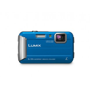 Panasonic Lumix FT-30 Waterproof Compact Camera - Blue