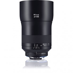 Zeiss Milvus 135mm f/2.0 ZF.2 Lens - for Nikon F Mount