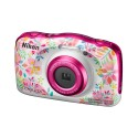 Nikon Coolpix W150 Waterproof Camera Backpack Kit (Flowers)