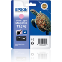 Epson Turtle T1576 Light Magenta Ink Cartridge for Stylus R3000 Printer