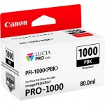 Canon PFI-1000PBK Black Ink Cartridge