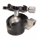 Leofoto LH-30 and BPL-50 30mm Ball Head