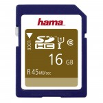 Hama 16GB High Speed SDHC card