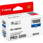 Canon PFI-1000B Blue Ink Cartridge