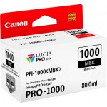 Canon PFI-1000MBK Matte Black Ink Cartridge
