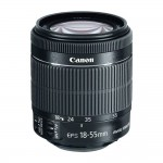 Canon EF-S 18-55mm F3.5/5.6 IS STM Lens (White Box)