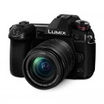 Panasonic Lumix G9 Mirrorless Camera Body & G 12-60mm f/3.5-5.6 Lens