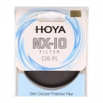 Hoya 62mm NX-10 Circular Polarising Filter