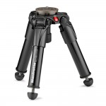 Manfrotto VR Aluminium Tripod Base with Leveling Half Ball