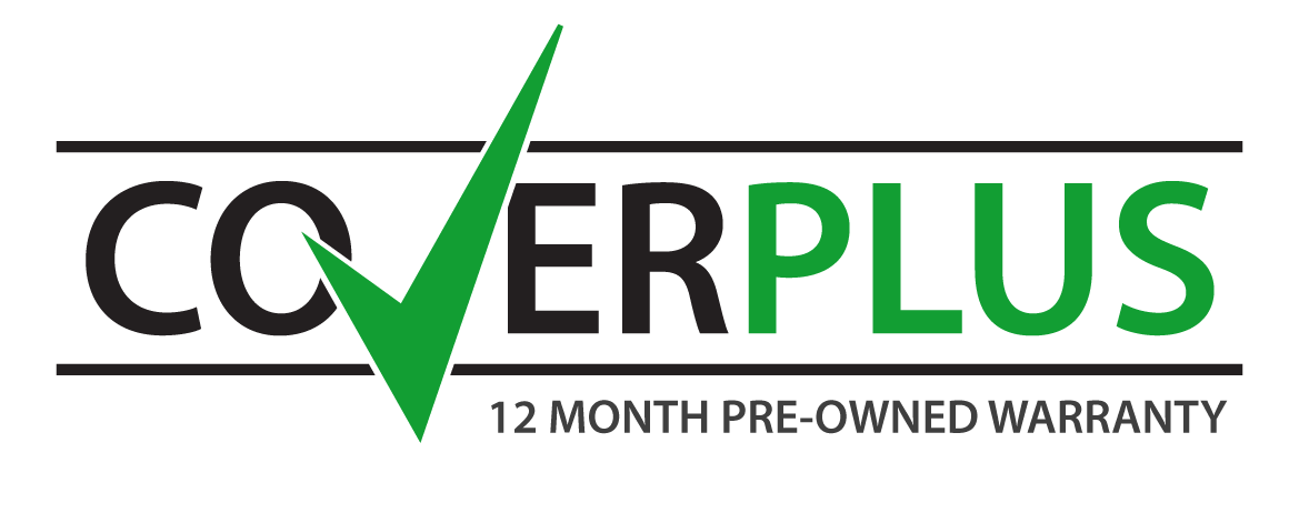 Coverplus Pre-Owned Warranty logo