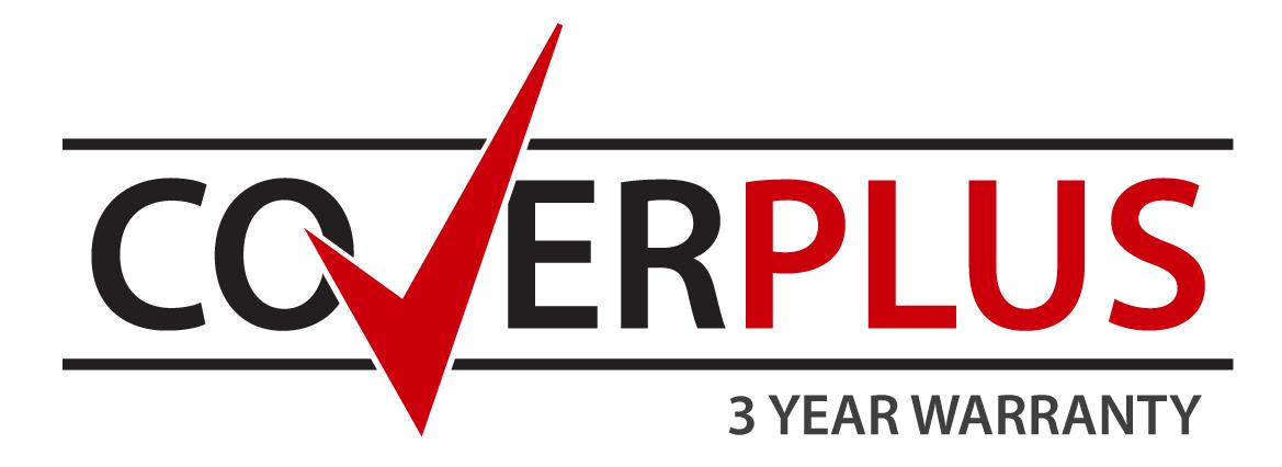 3 year Coverplus extended warranty logo