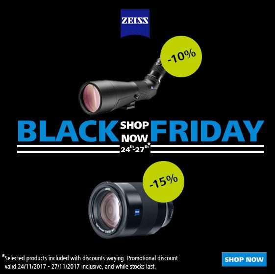 Zeiss Black Friday Deals
