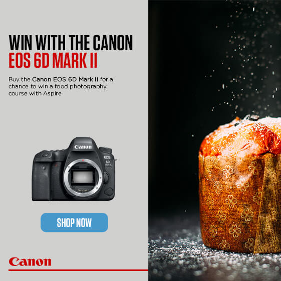 New Canon EOS 6D MK II